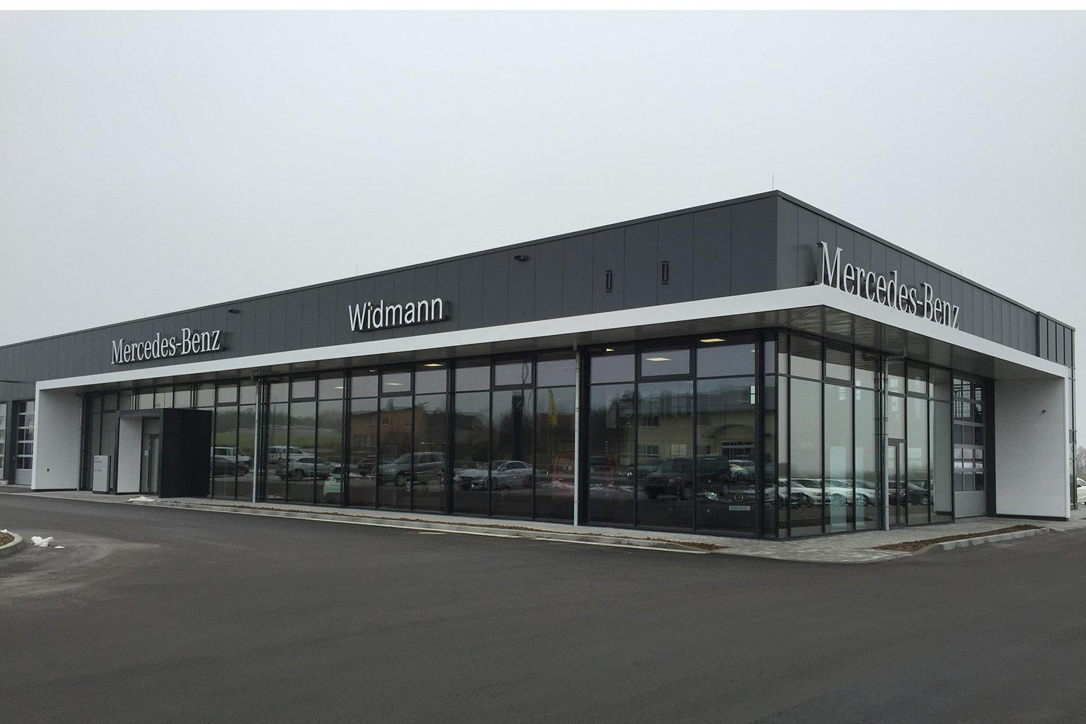 Autohaus Widmann Amberg Mercedes Benz